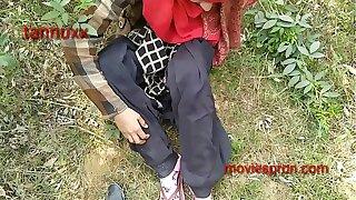 Nubile gf outdoor boink khat mi hord porking Rani