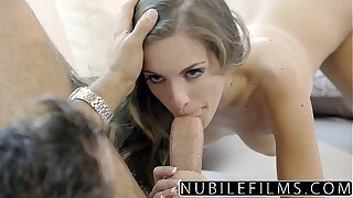 NubileFilms - Phat Pecker Tears up Kimmy Yeoman Moist