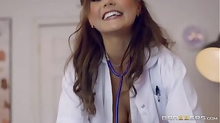 Brazzers - Point of view Nurse poking not far from Tina Kay