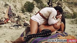 Gonzo Porno movie - Rawhide Episode 3 (Susy Gala, Expropriate Moreno)