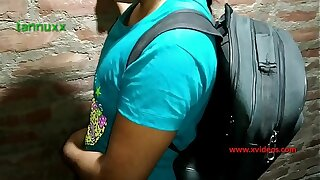 contemptuous school unladylike fucked little by techer teen India desi