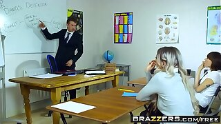 Brazzers - Big Tits at Teacher - (Carly Rae), (Danny D) - Ethics In Detention