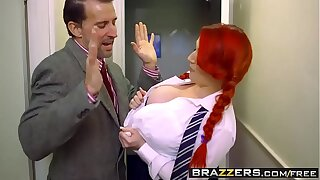 Brazzers - Big Jugs at School -(Harmony Reigns Tony De Sergio) - Dress Criterion criteria Cunt