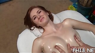 Nice-looking legal yr elder hungarian queen gets boinked rock-hard by her rubdown therapist